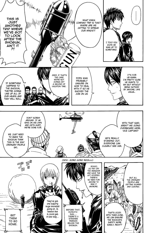 Gintama Chapter, 344 image 016