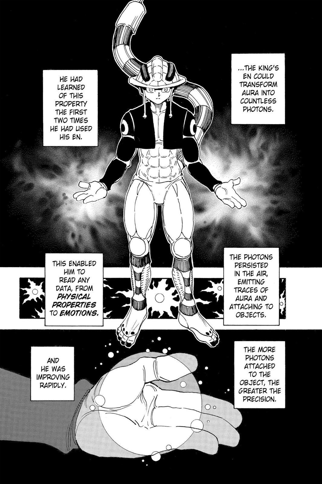 Hunter X Hunter, Chapter 314 image 002