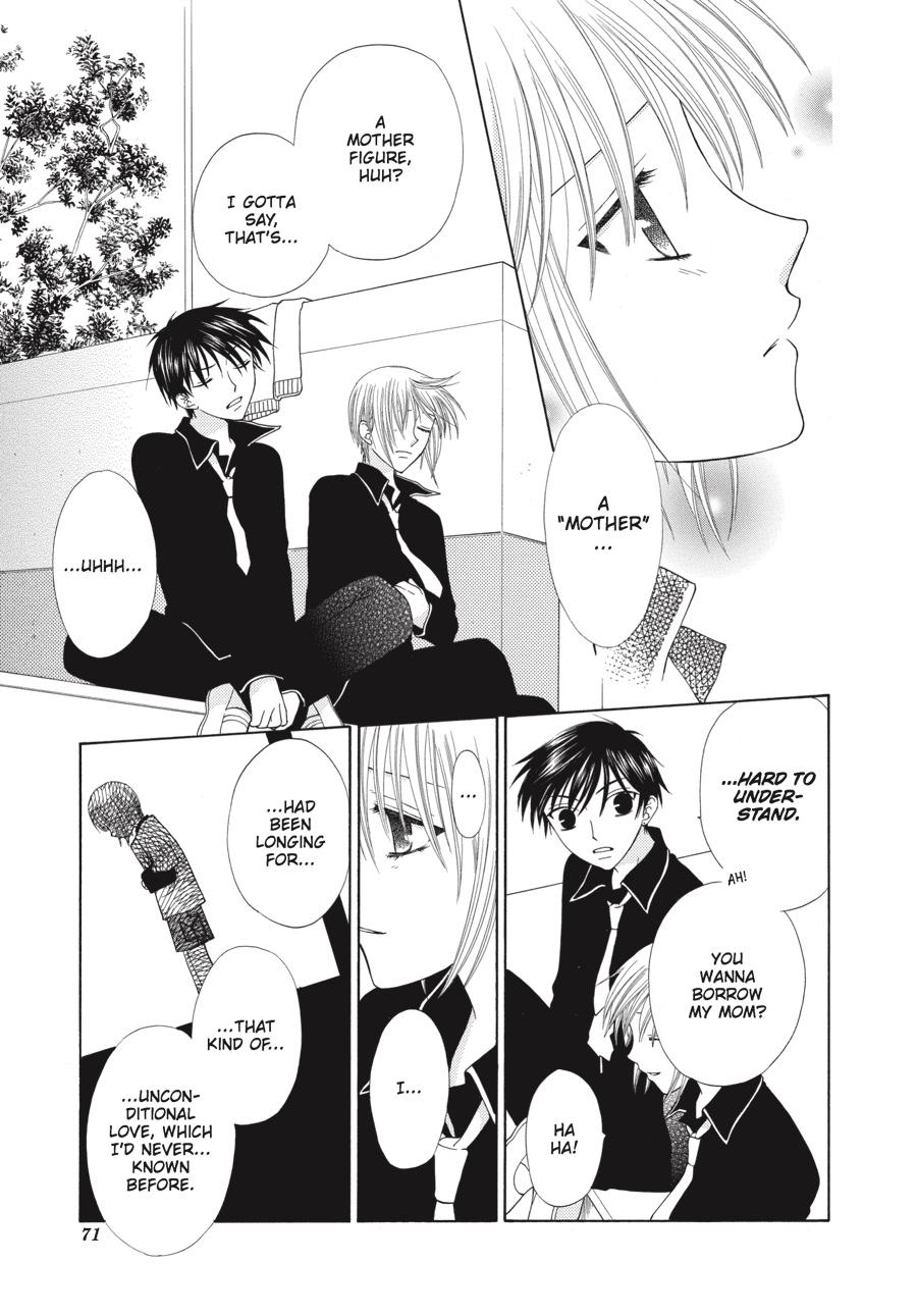 Fruits Basket, Chapter 86 image 003