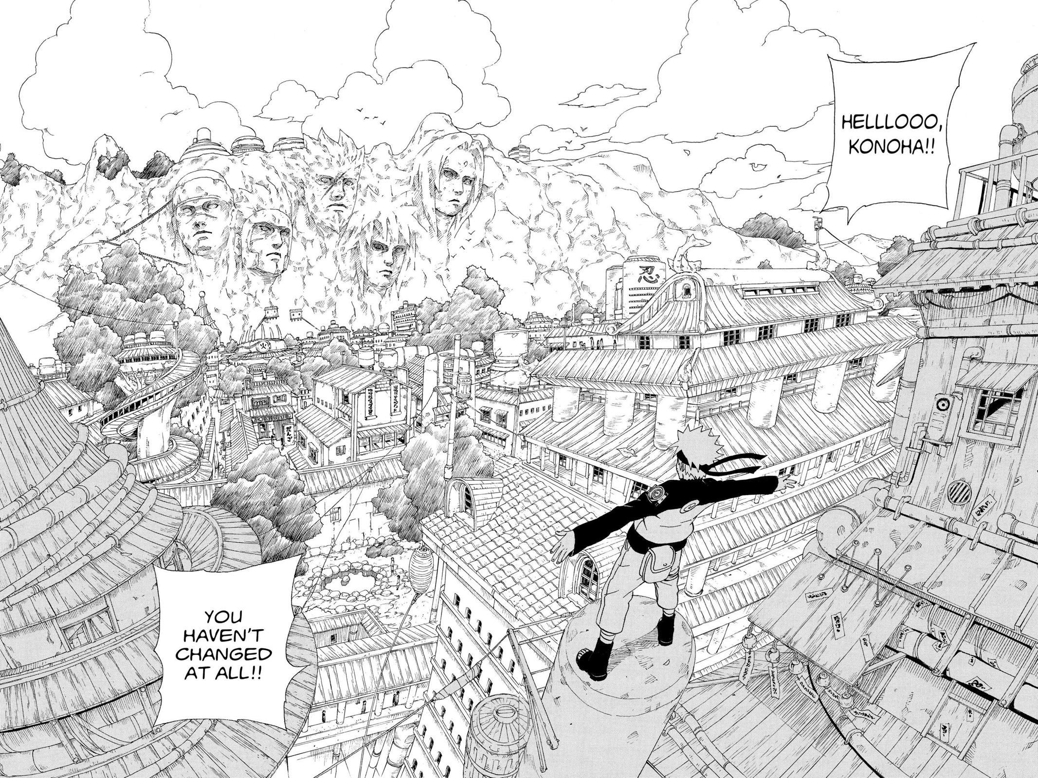 Naruto, Chapter 245 image 012
