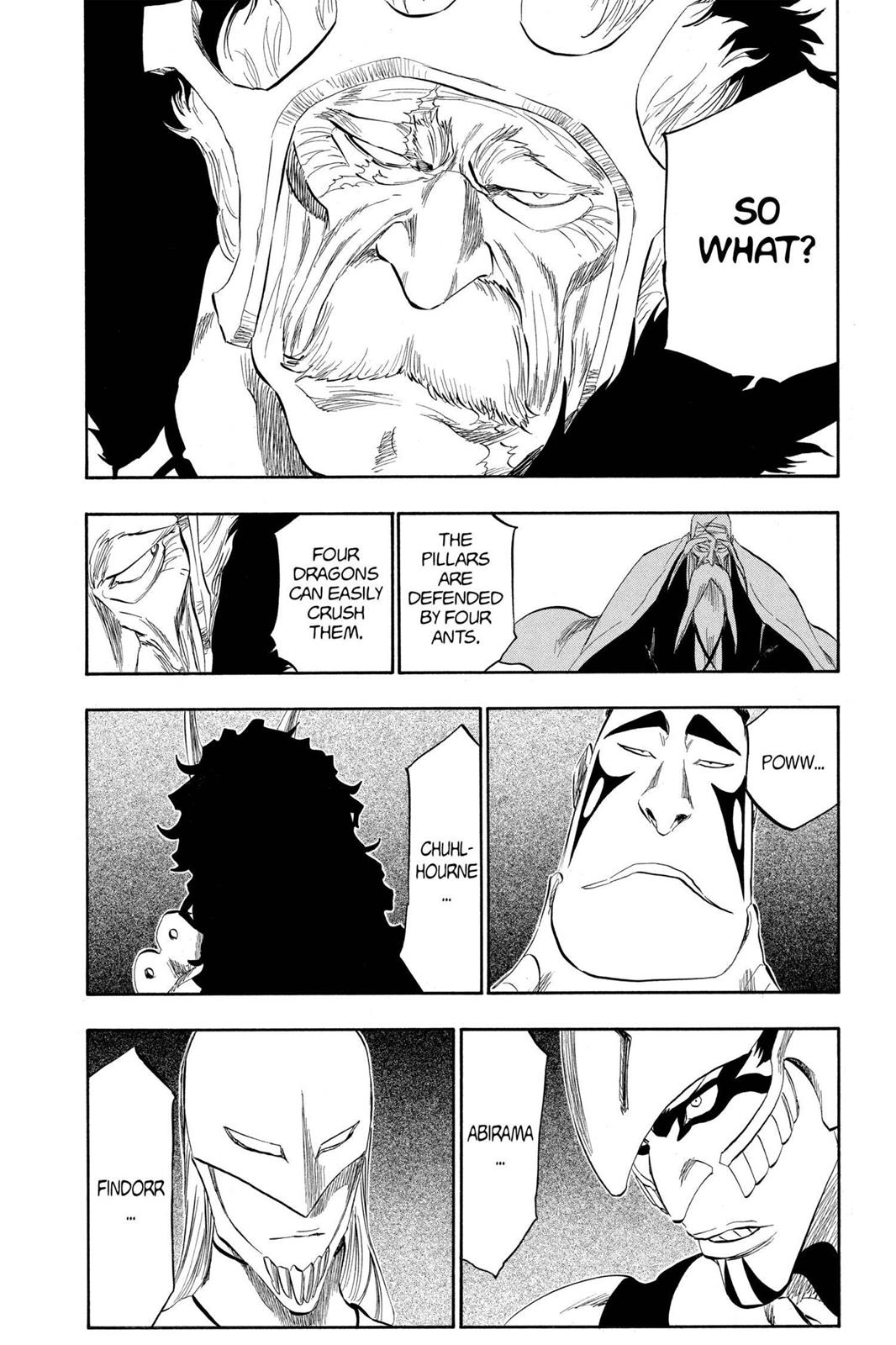 Bleach, Chapter 319 image 005