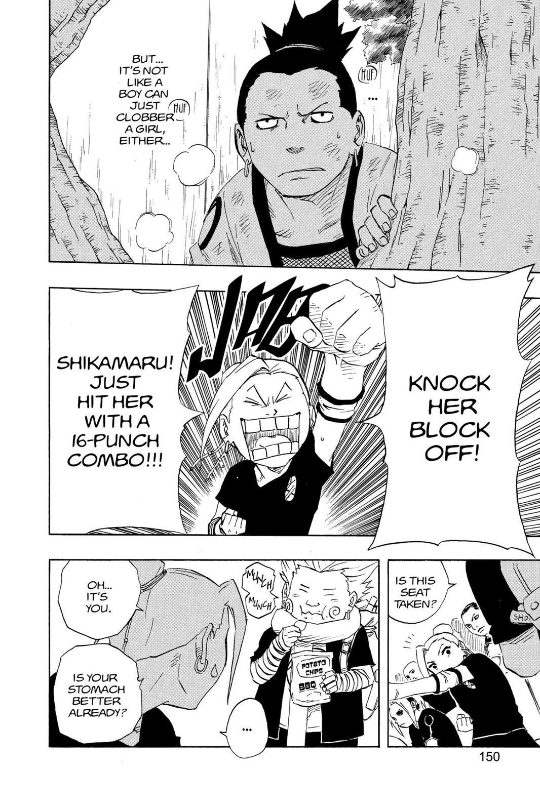 Naruto, Chapter 107 image 004