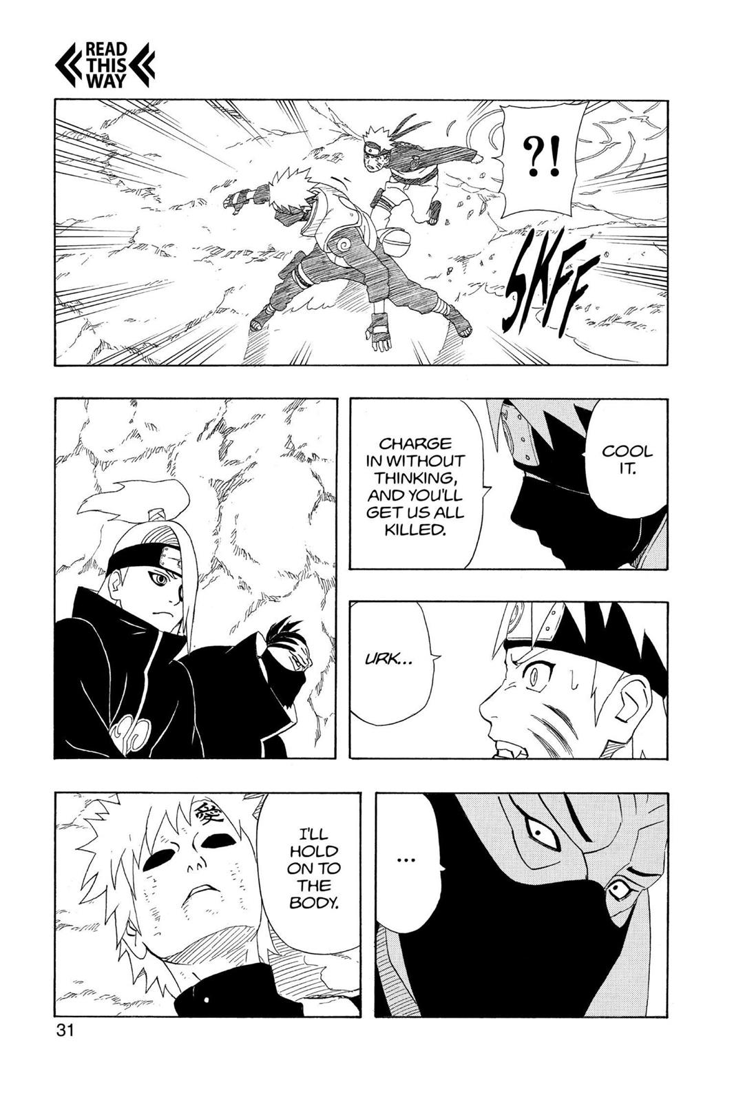 Naruto, Chapter 264 image 005