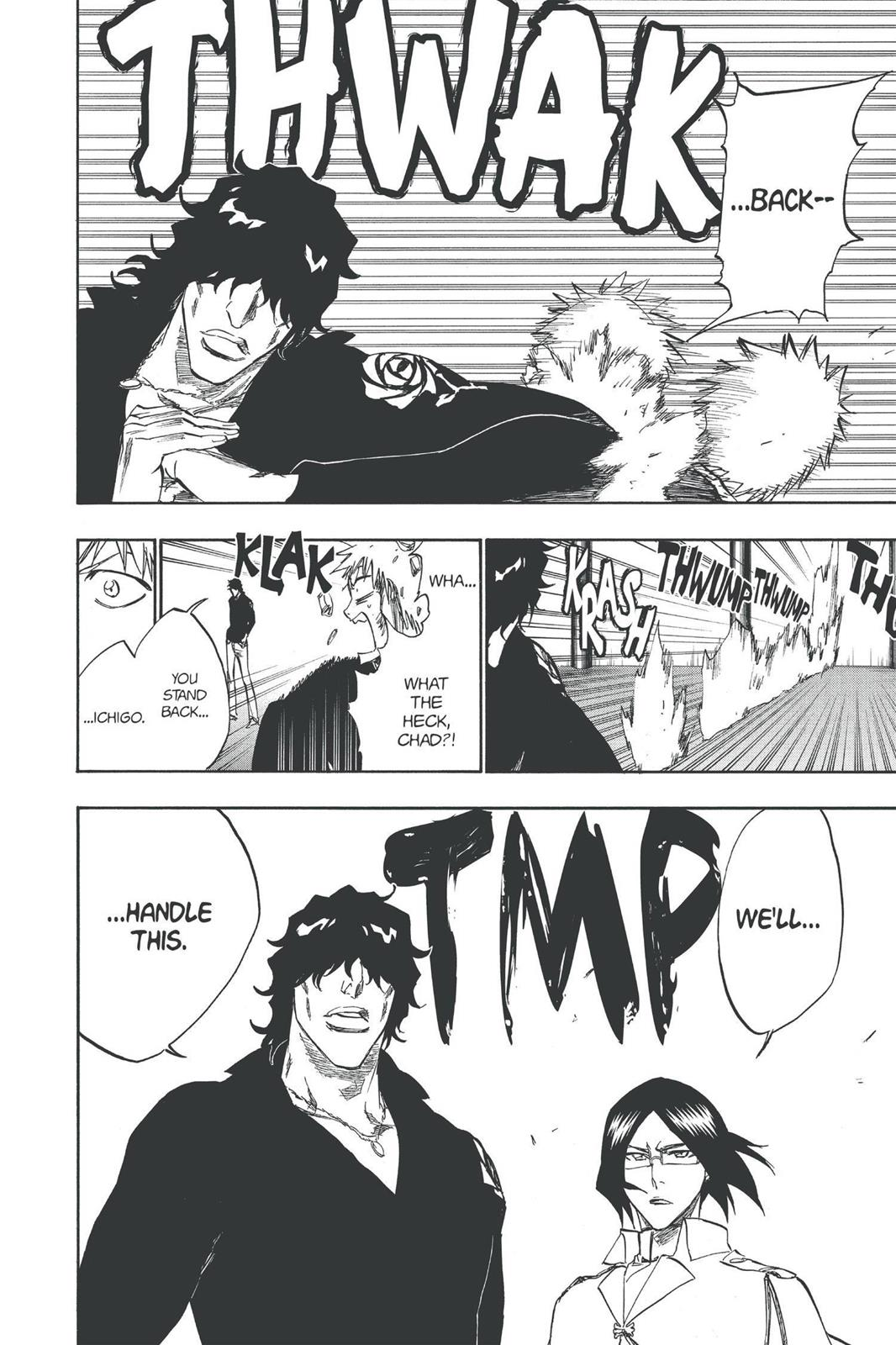 Bleach, Chapter 242 image 008
