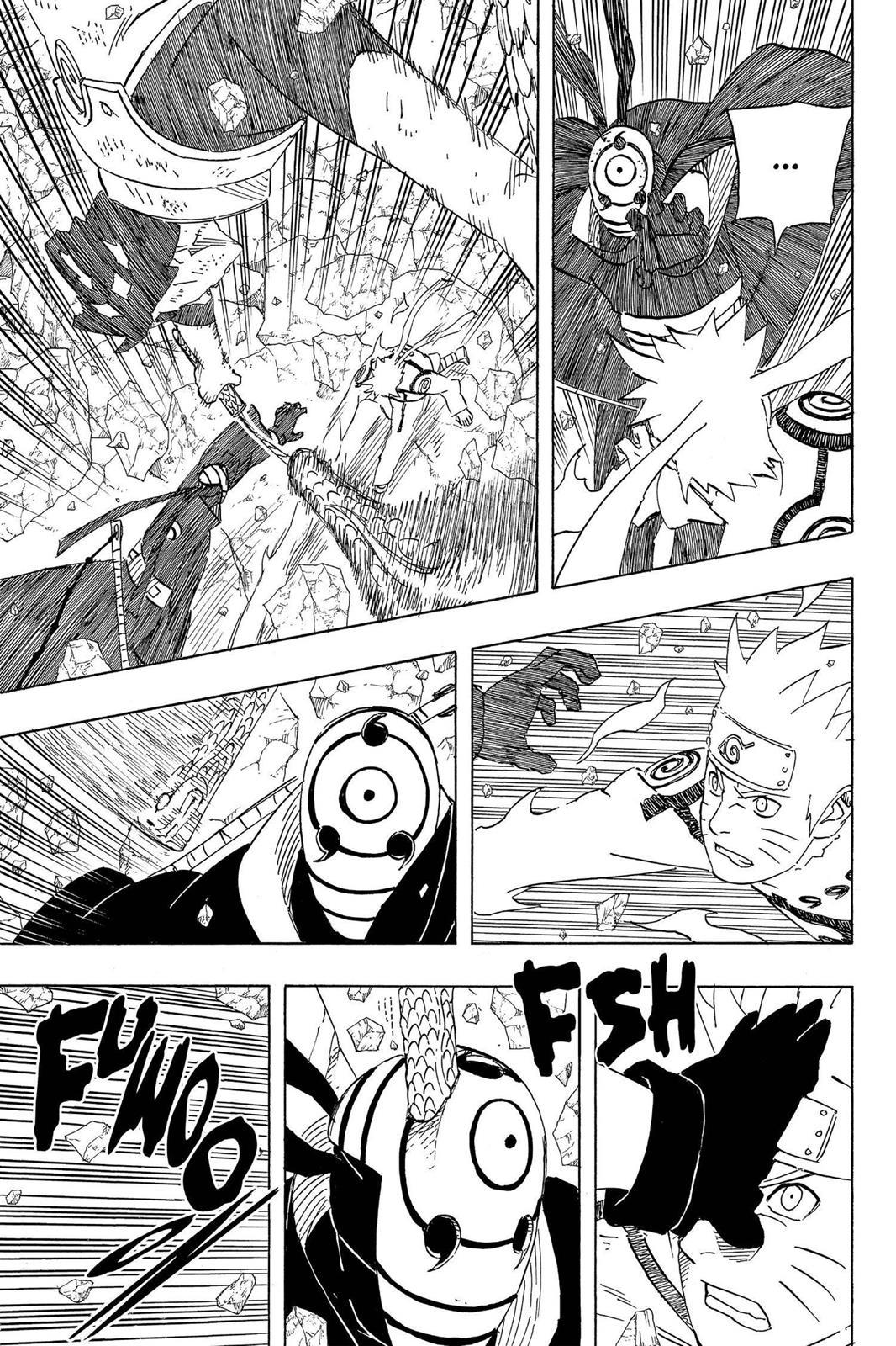 Naruto, Chapter 595 image 008