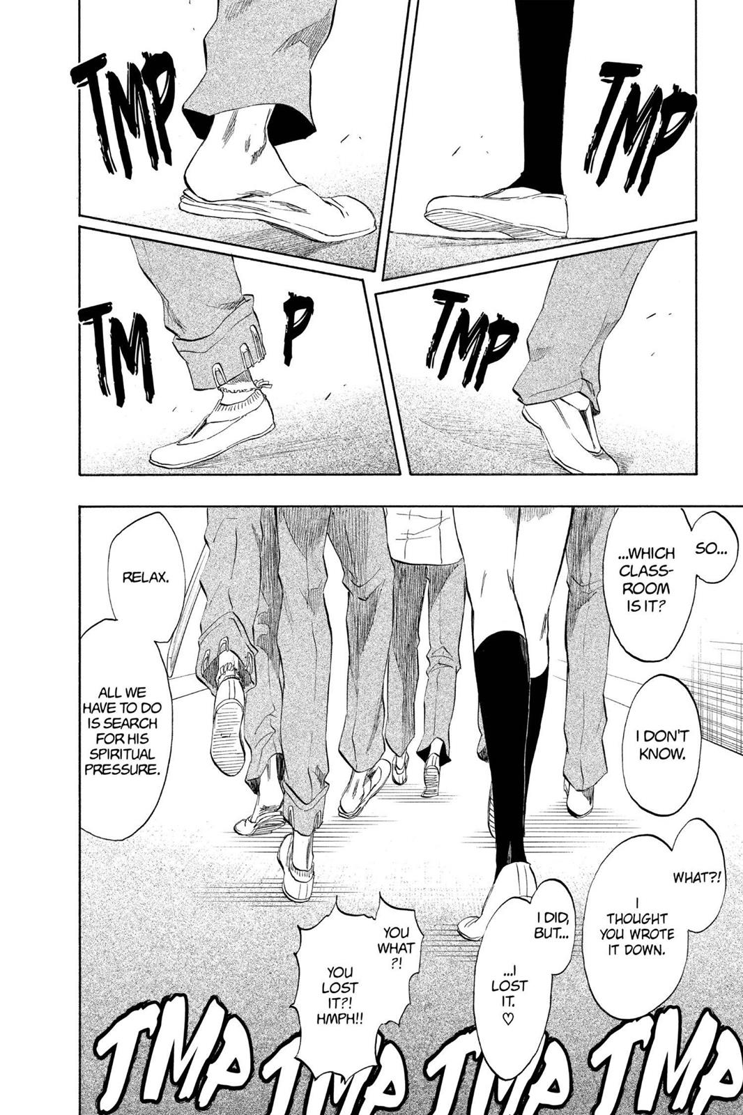 Bleach, Chapter 195 image 010