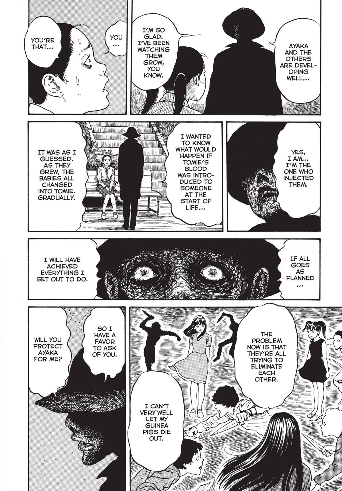 Tomie, Chapter 18 image 030