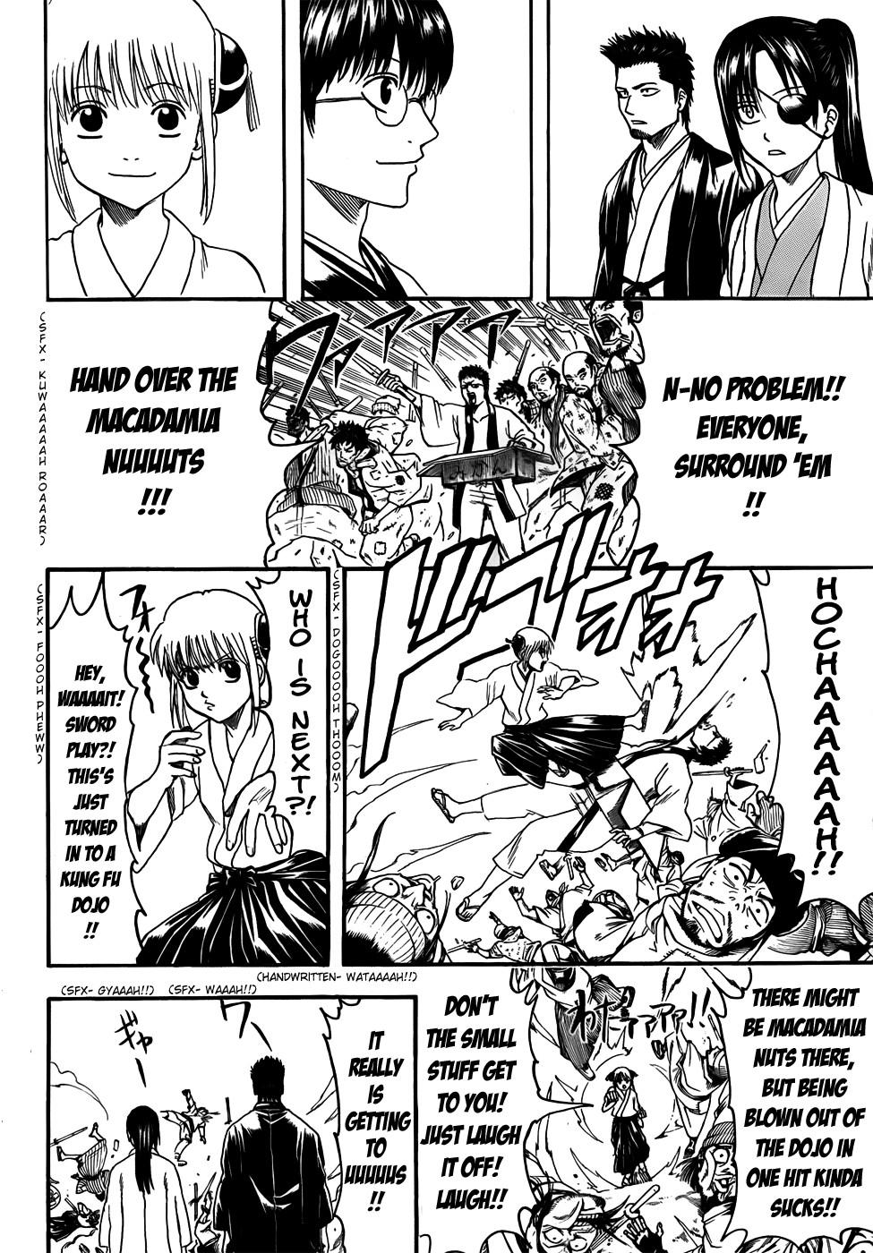 Gintama Chapter, 410 image 014