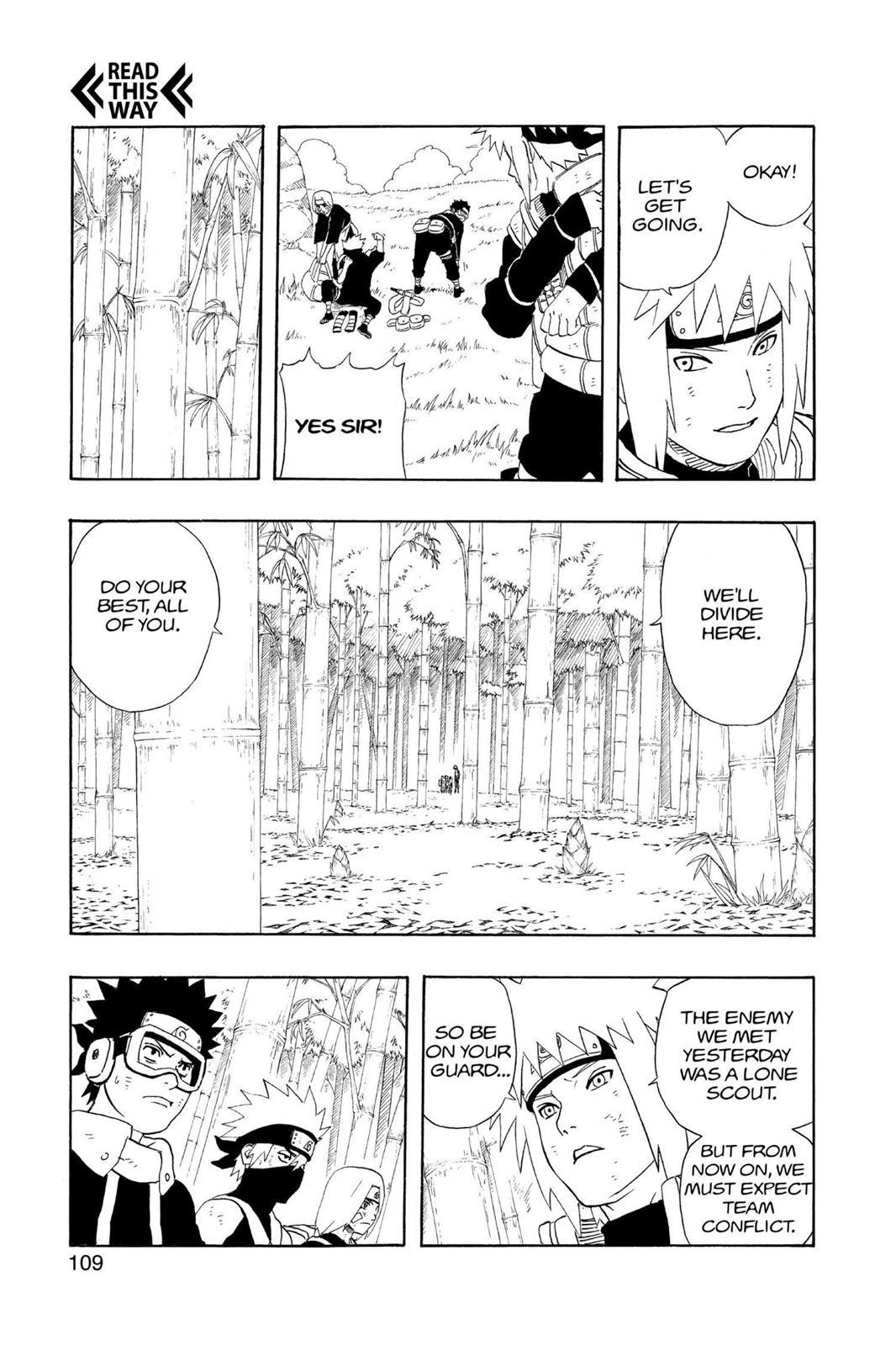 Naruto, Chapter 241 image 003