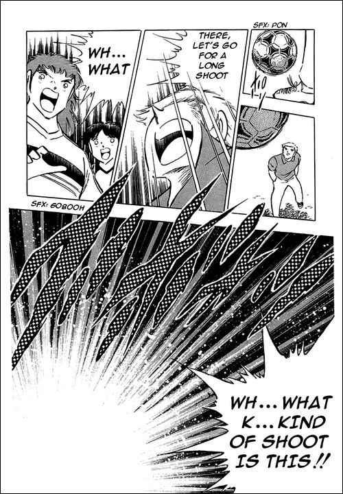 Captain Tsubasa, Chapter 89 image 040