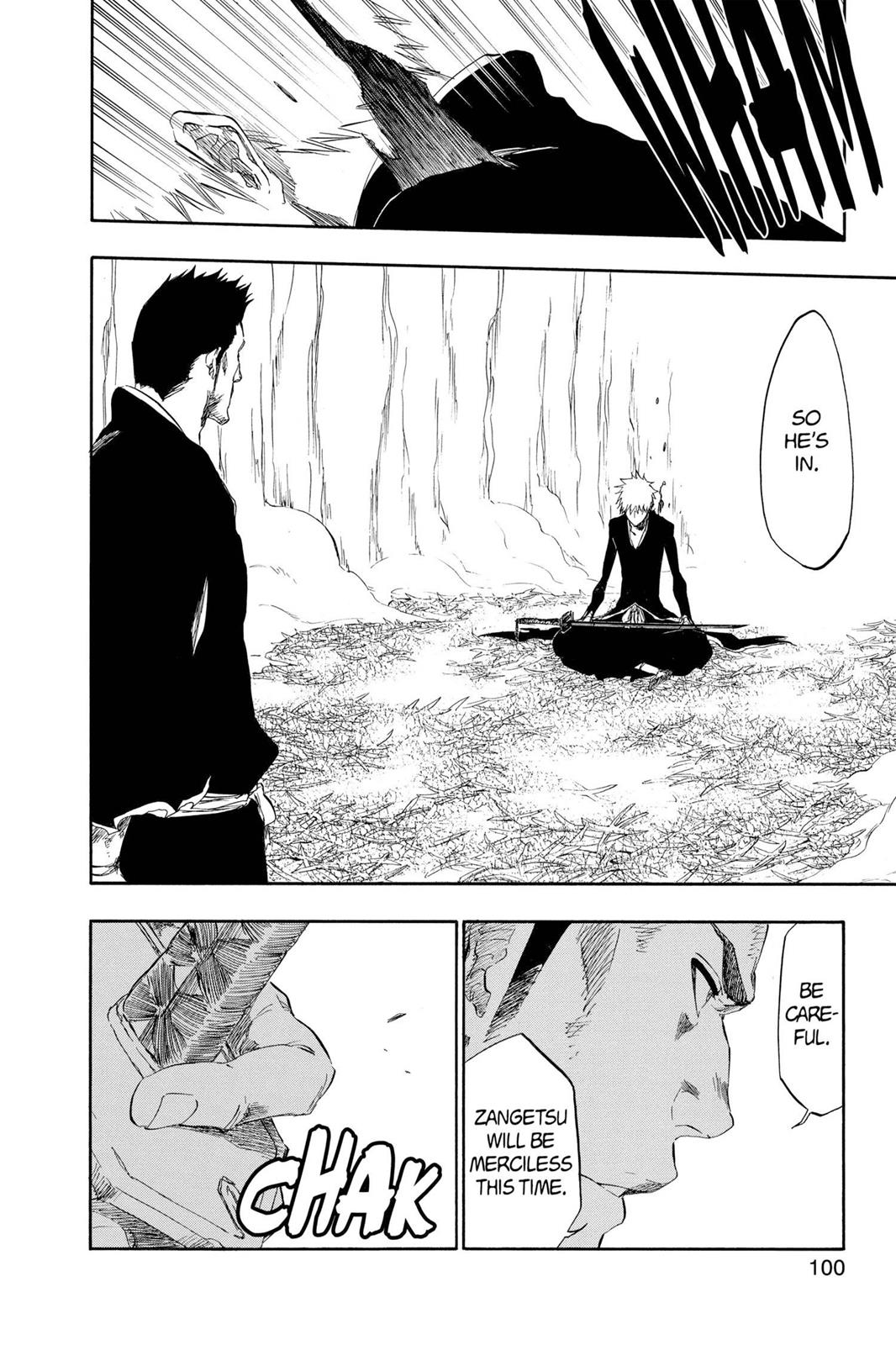 Bleach, Chapter 409 image 013