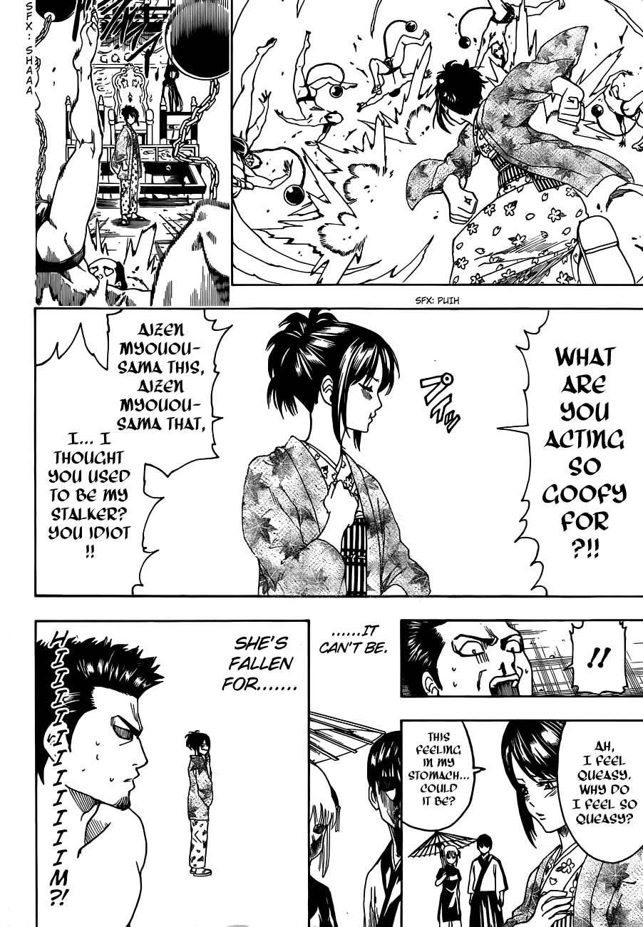 Gintama Chapter, 494 image 016