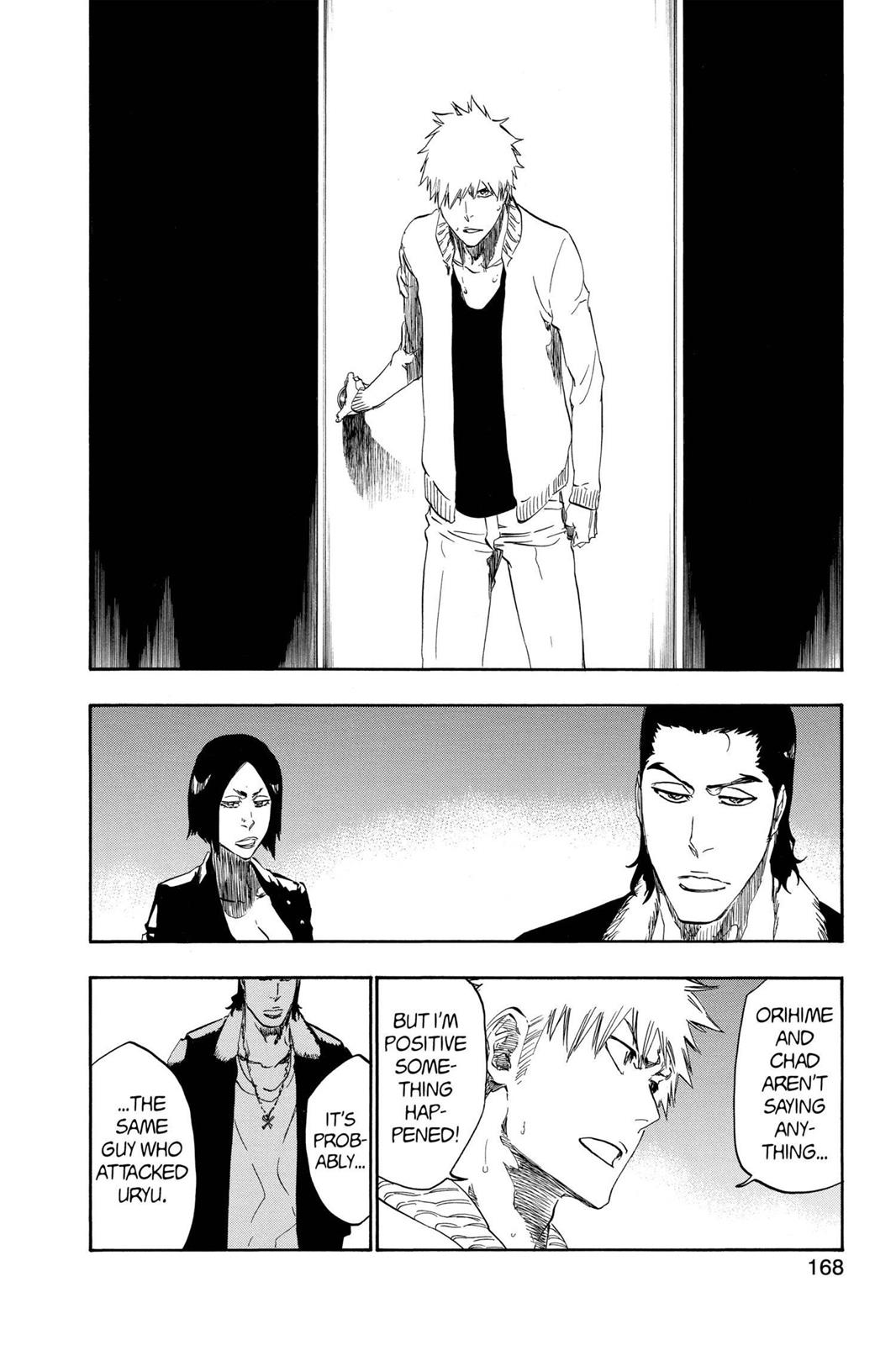 Bleach, Chapter 440 image 018