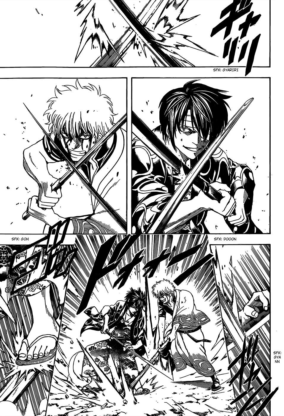 Gintama Chapter, 516 image 007