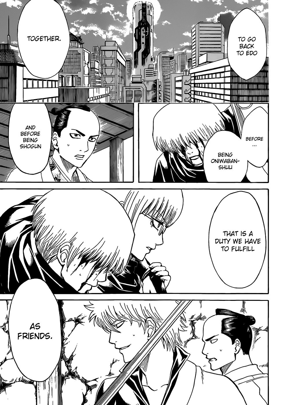 Gintama Chapter, 510 image 013