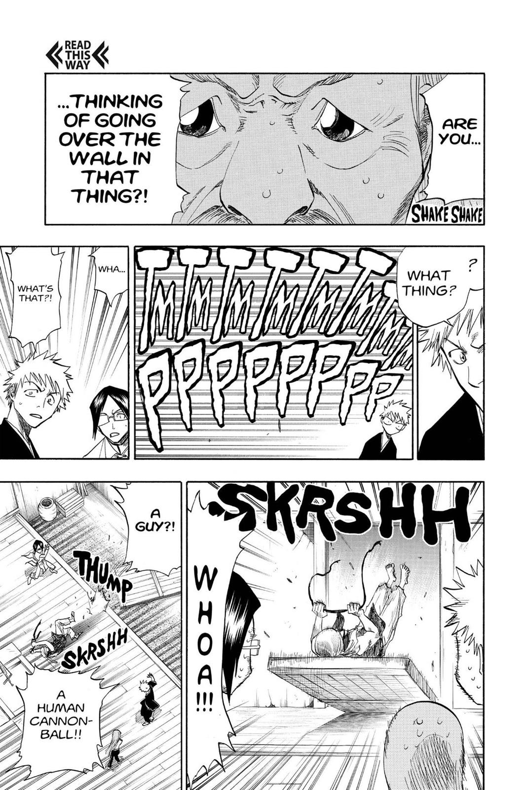 Bleach, Chapter 76 image 017