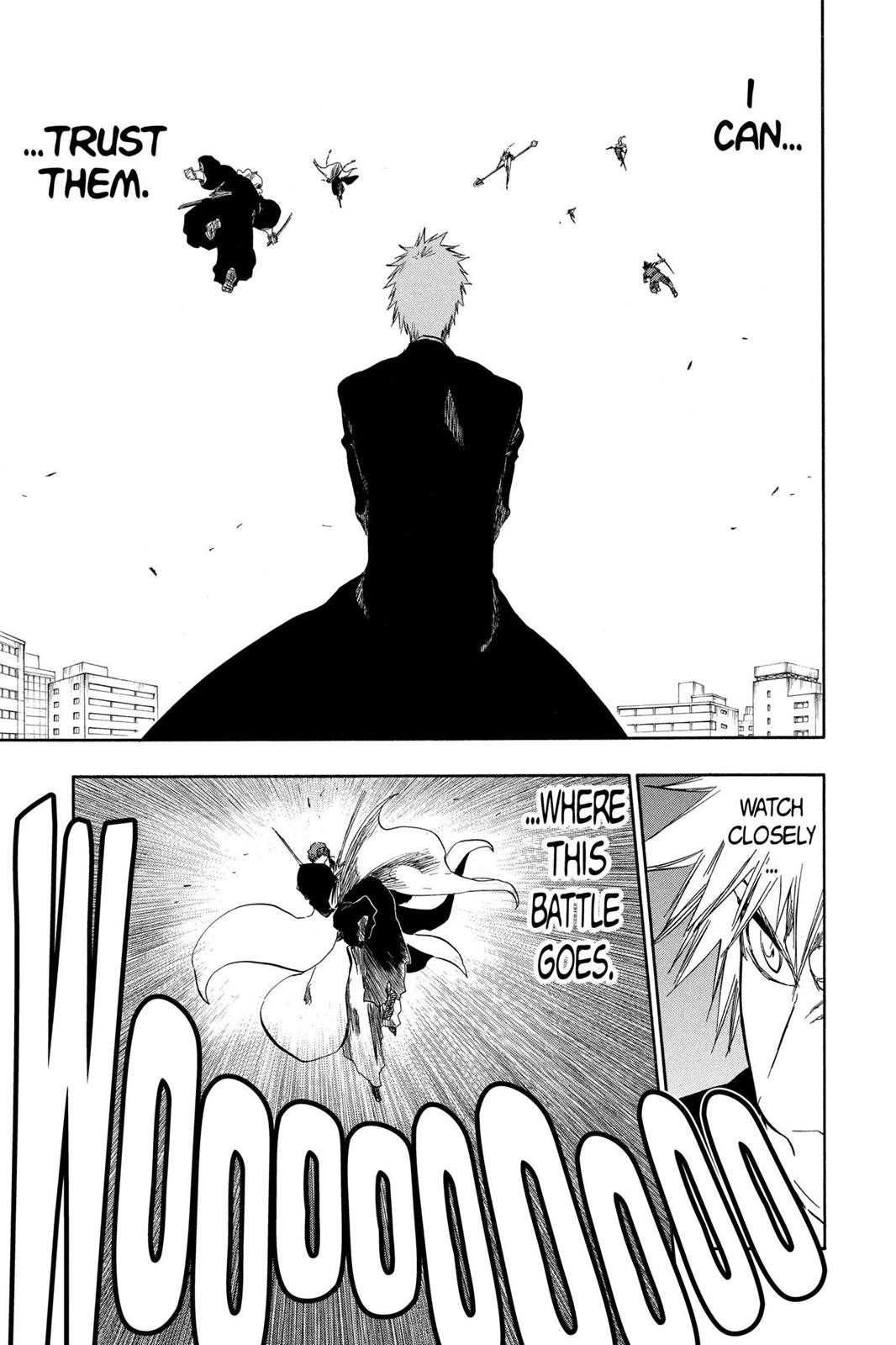 Bleach, Chapter 389 image 012