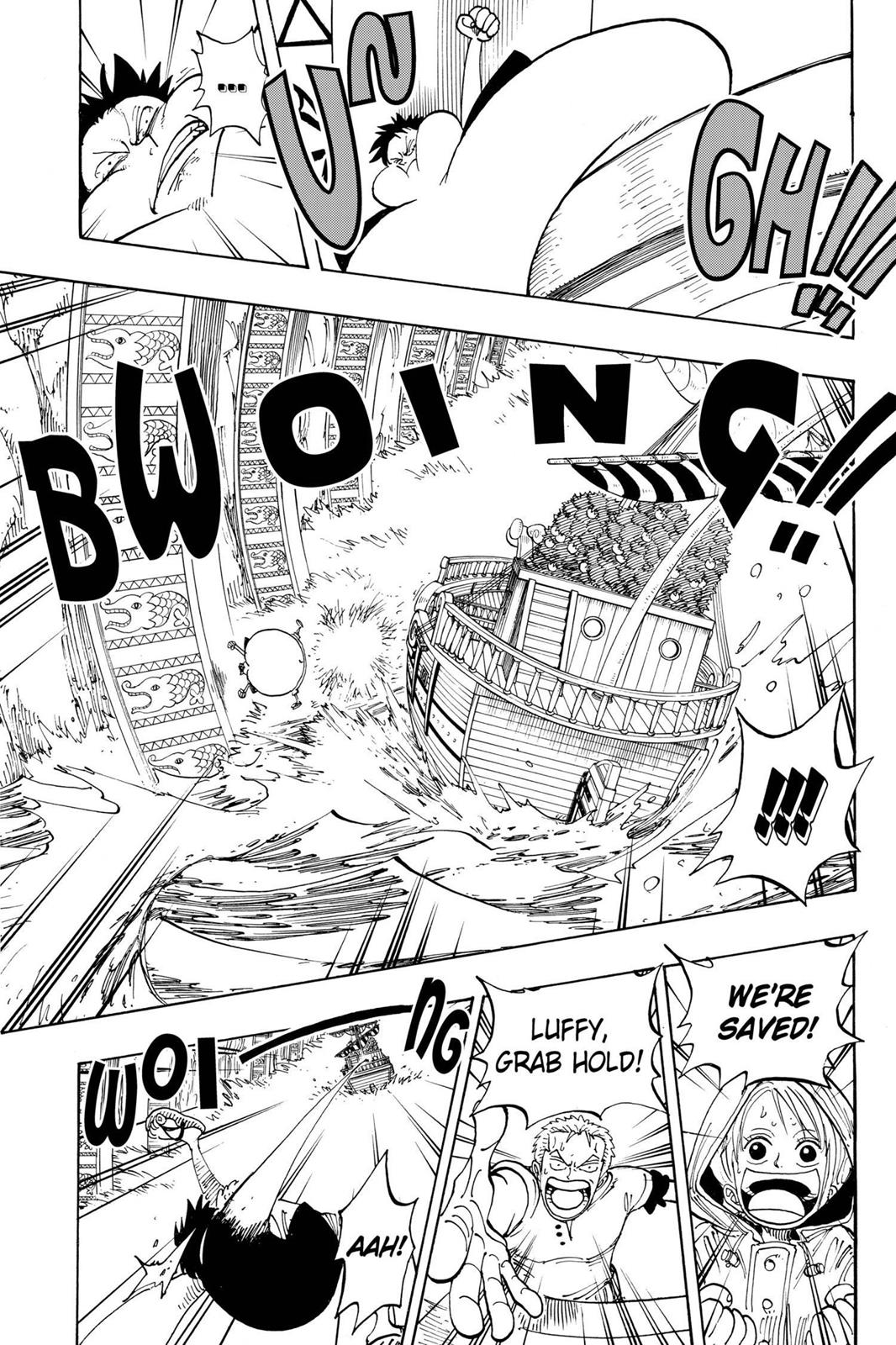 One Piece, Chapter 101 image 017