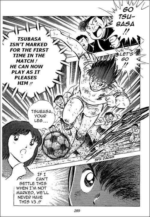Captain Tsubasa, Chapter 61 image 013