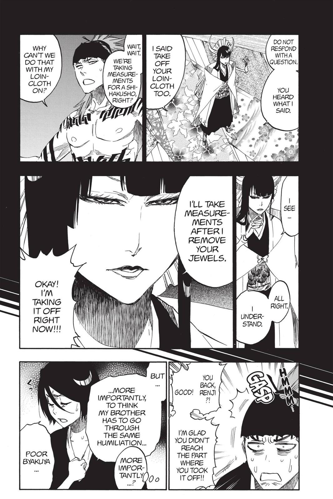 Bleach, Chapter 545 image 010