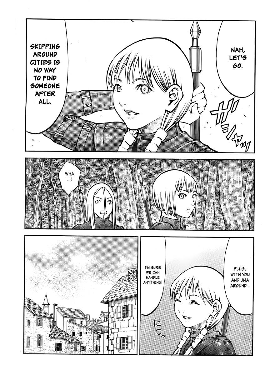 Claymore, Chapter 83 image 008