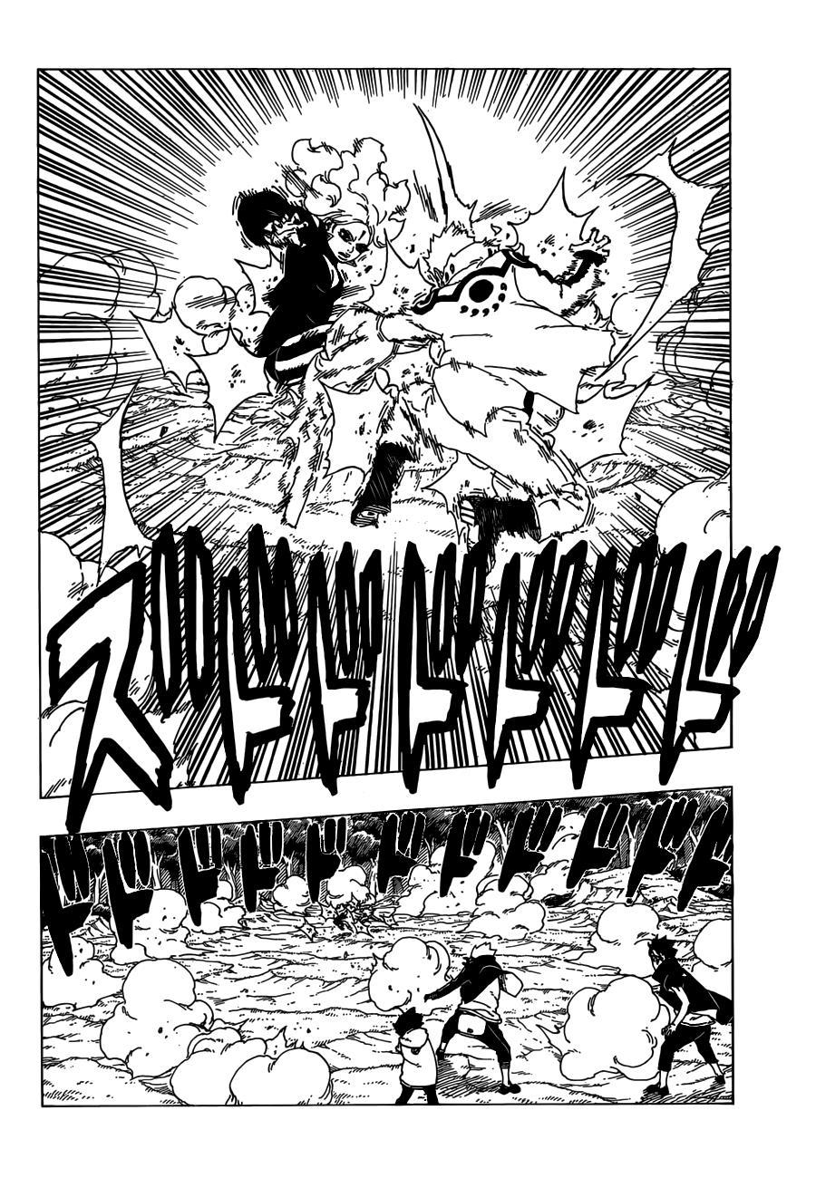 Boruto Manga, Chapter 31 image 035