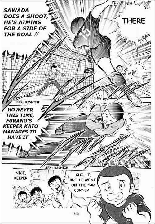 Captain Tsubasa, Chapter 28 image 024