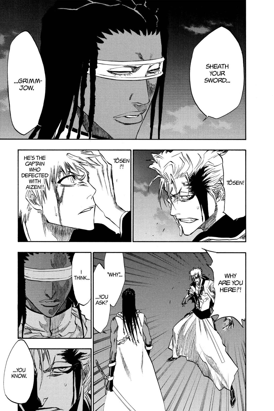 Bleach, Chapter 212 image 007