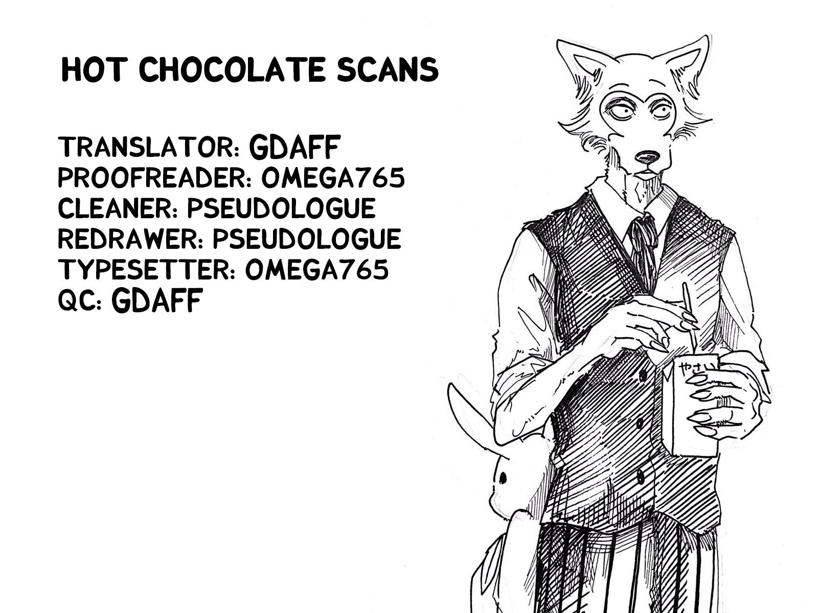 Beastars Manga, Chapter 149 image 020