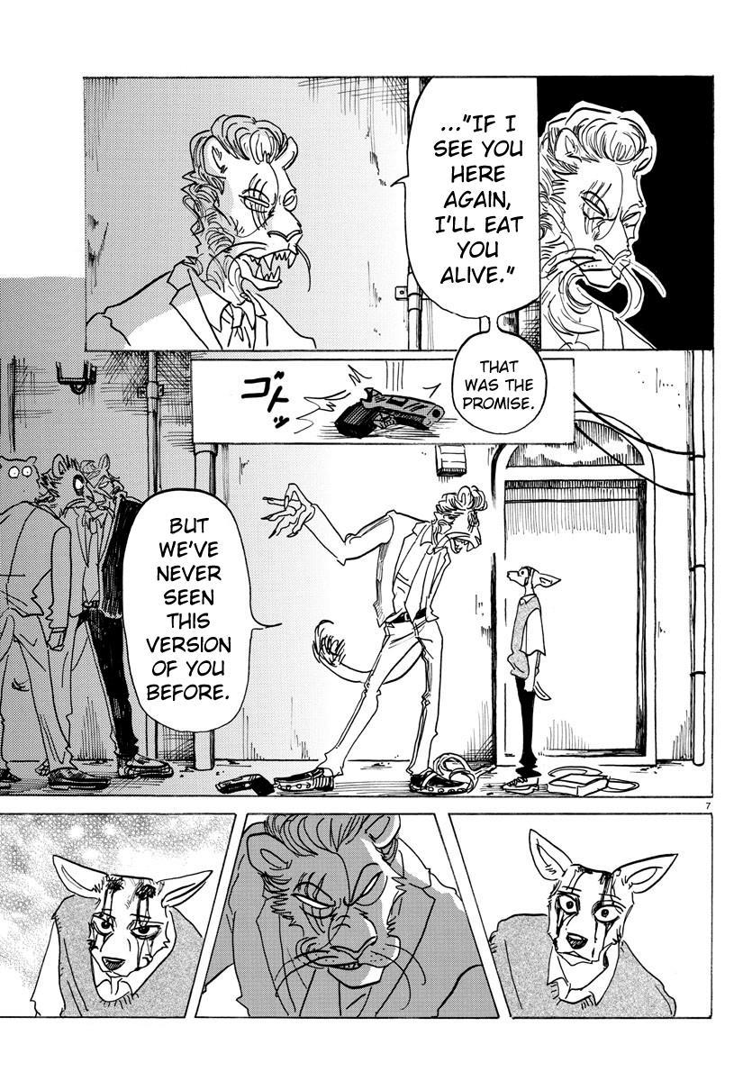 Beastars Manga, Chapter 131 image 007