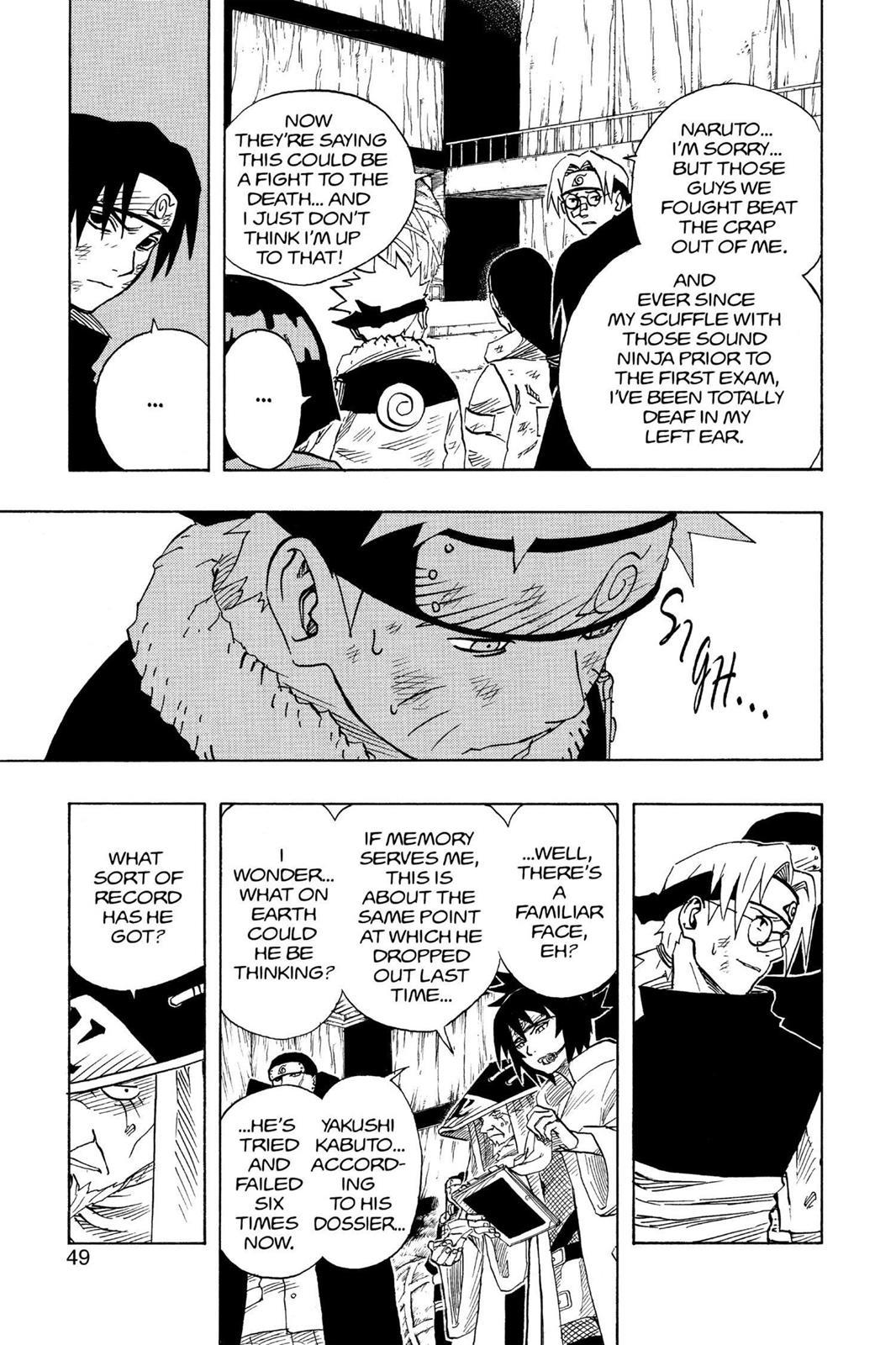 Naruto, Chapter 66 image 003