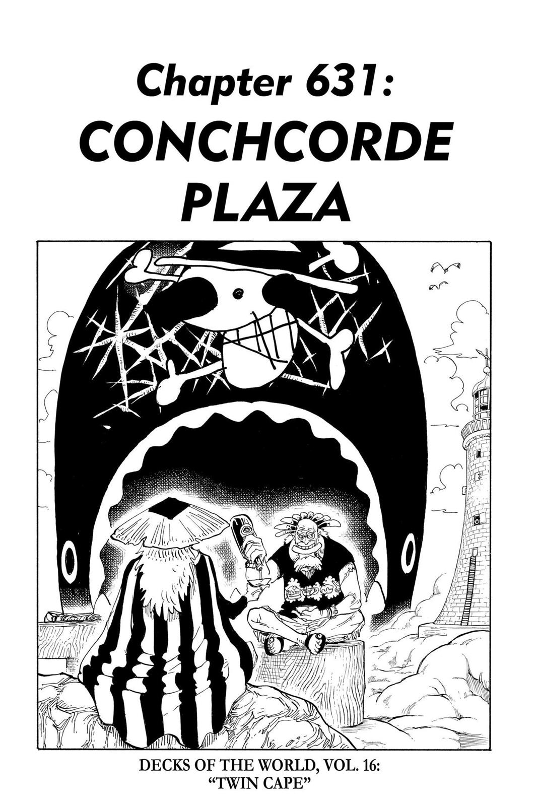 One Piece, Chapter 631 image 001