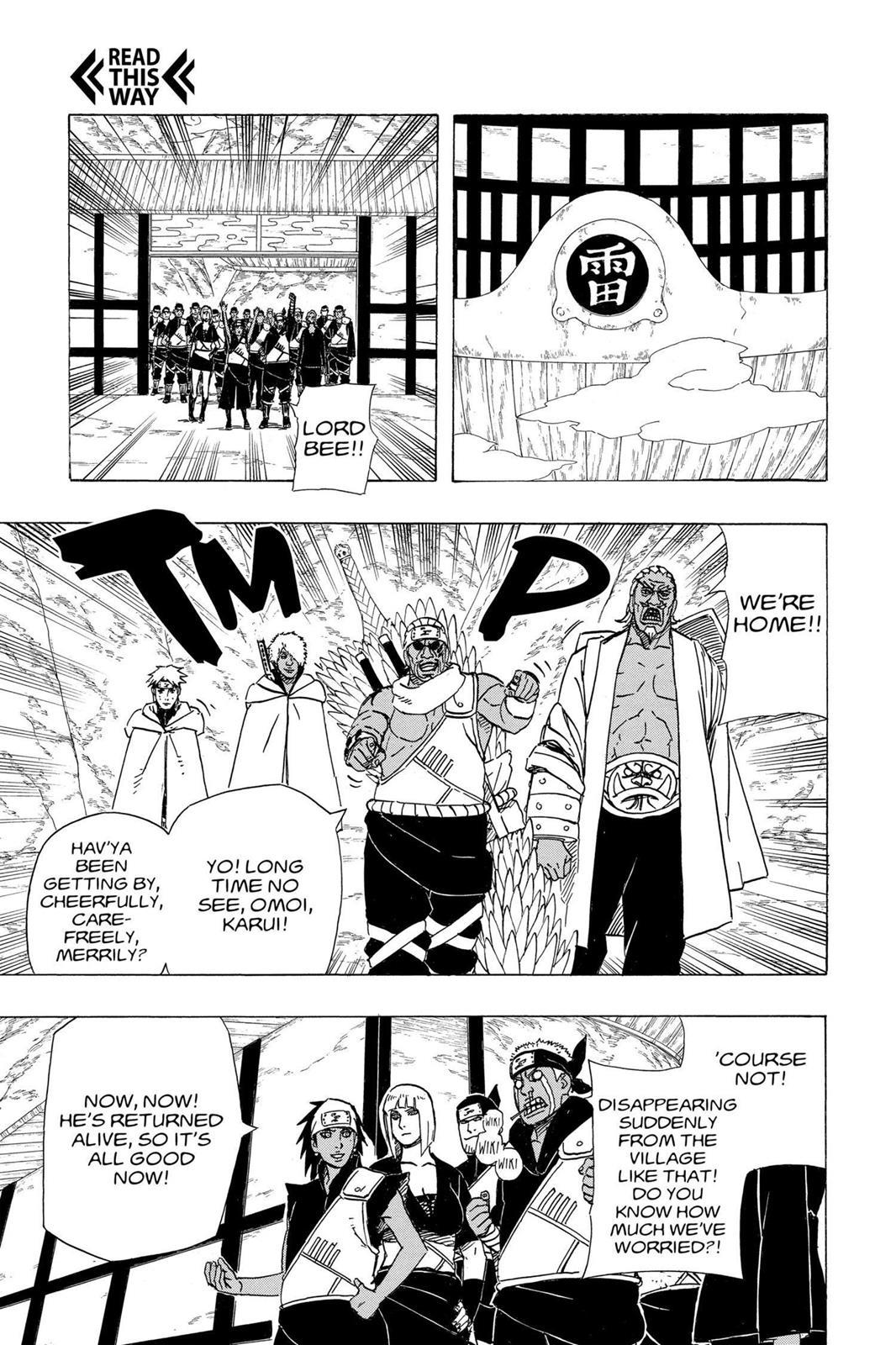 Naruto, Chapter 487 image 011