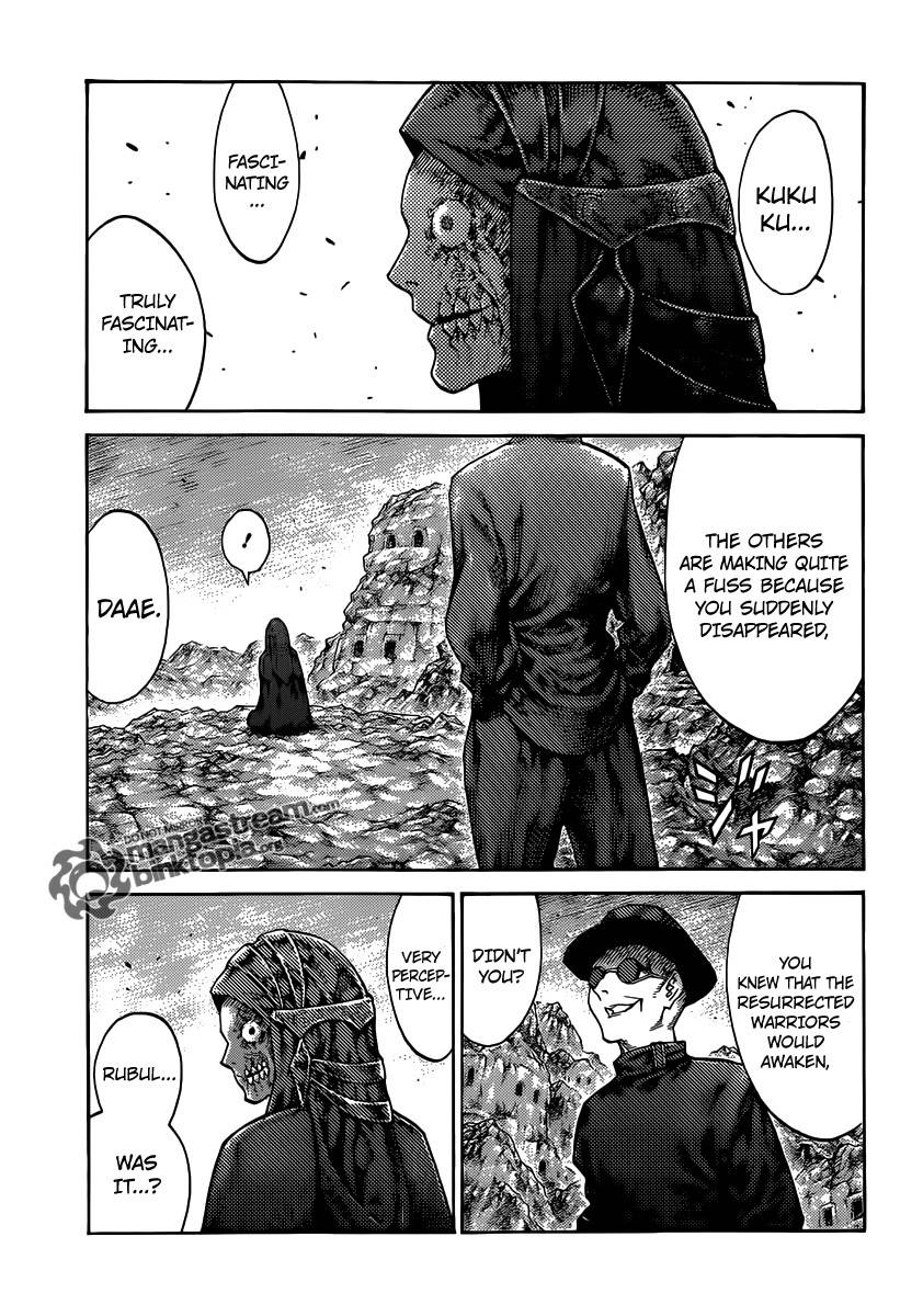 Claymore, Chapter 120 image 027