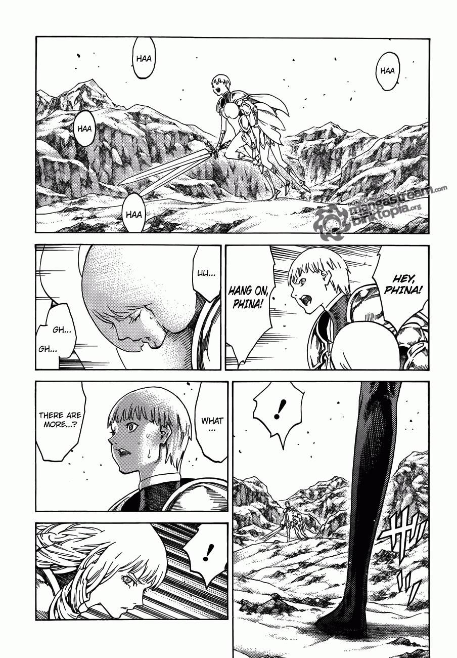 Claymore, Chapter 111 image 018