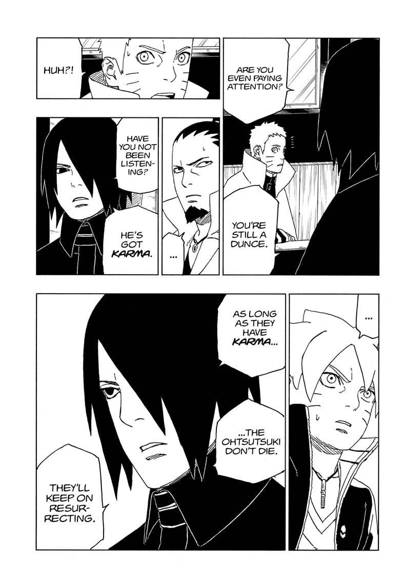 Boruto Manga, Chapter 47 image 009