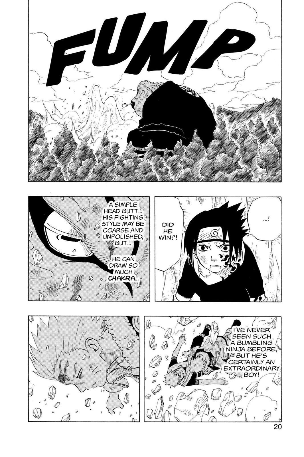 Naruto, Chapter 136 image 021