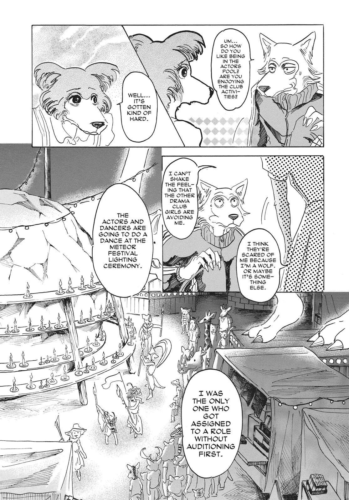 Beastars Manga, Chapter 27 image 013