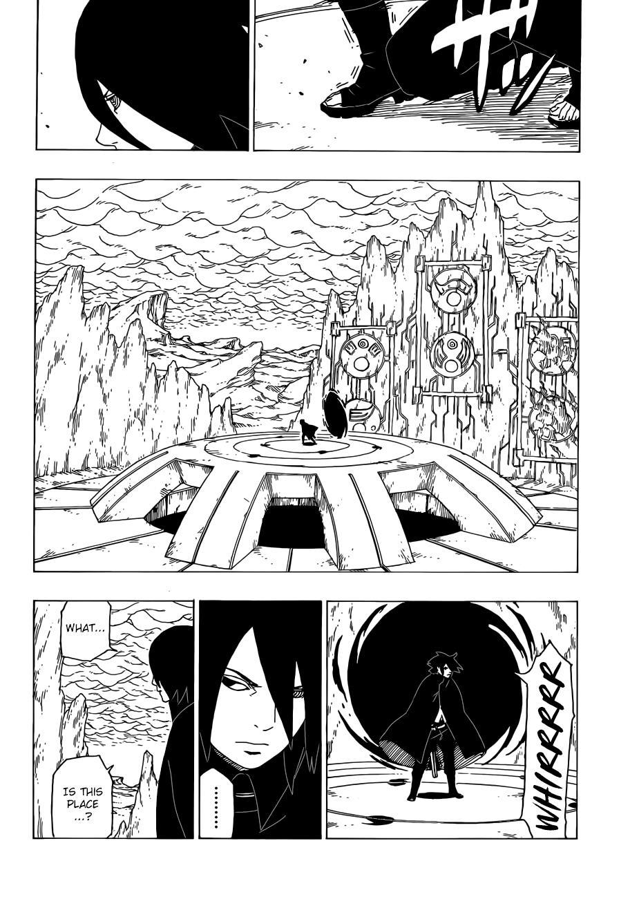Boruto Manga, Chapter 35 image 015