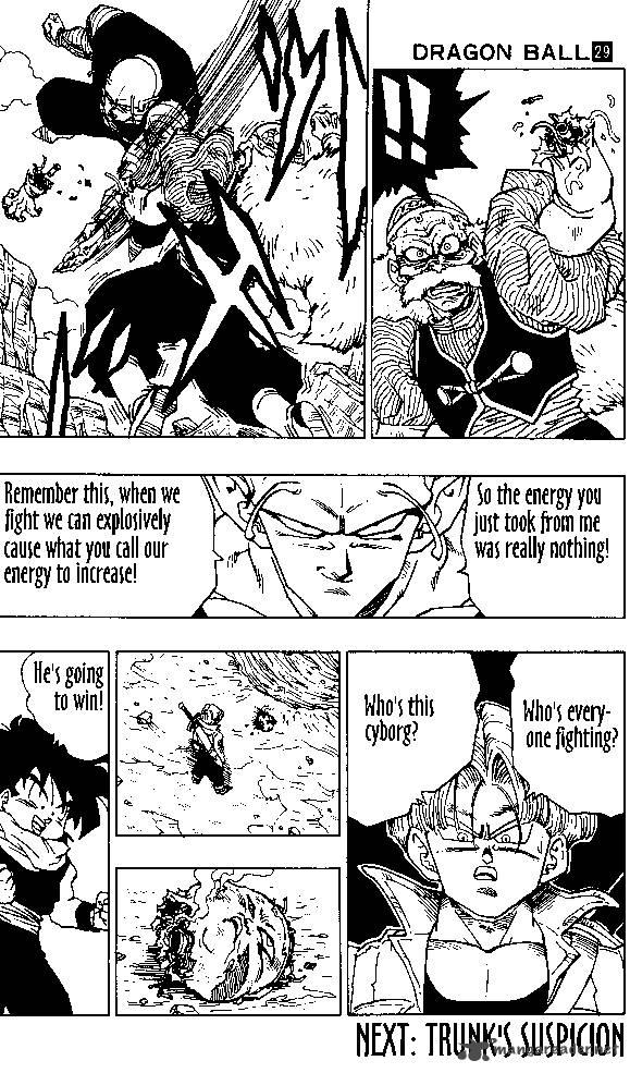 Dragon Ball, Chapter 346 image 014