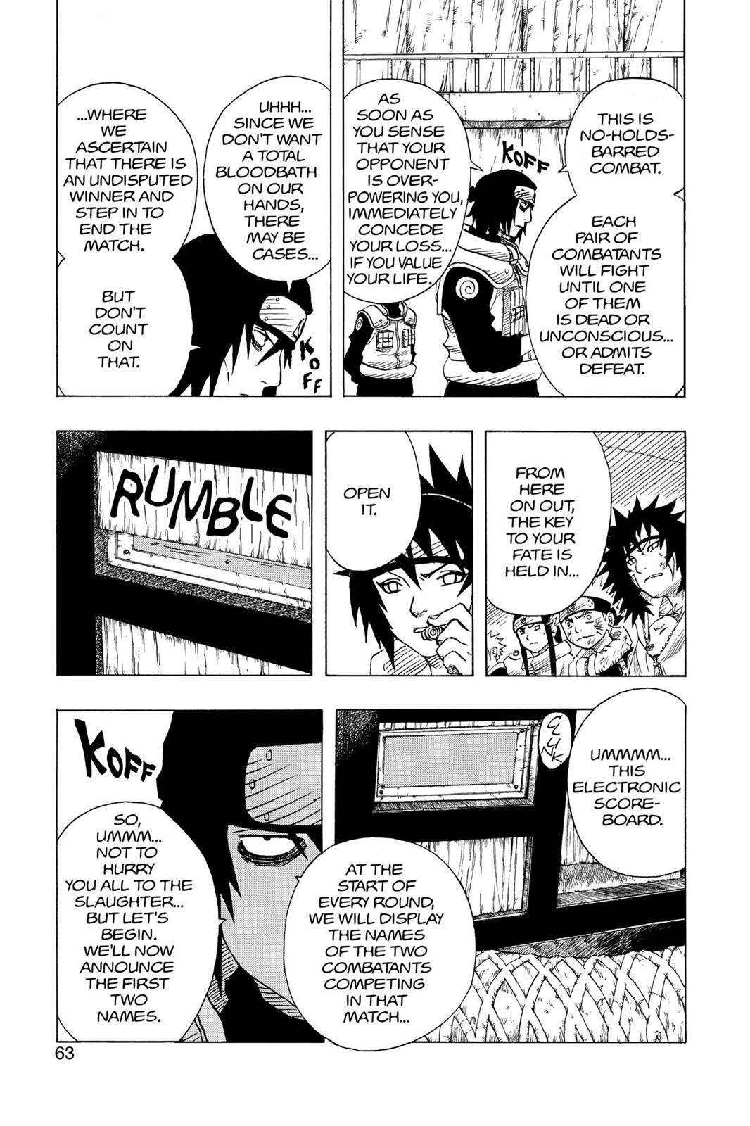 Naruto, Chapter 66 image 017