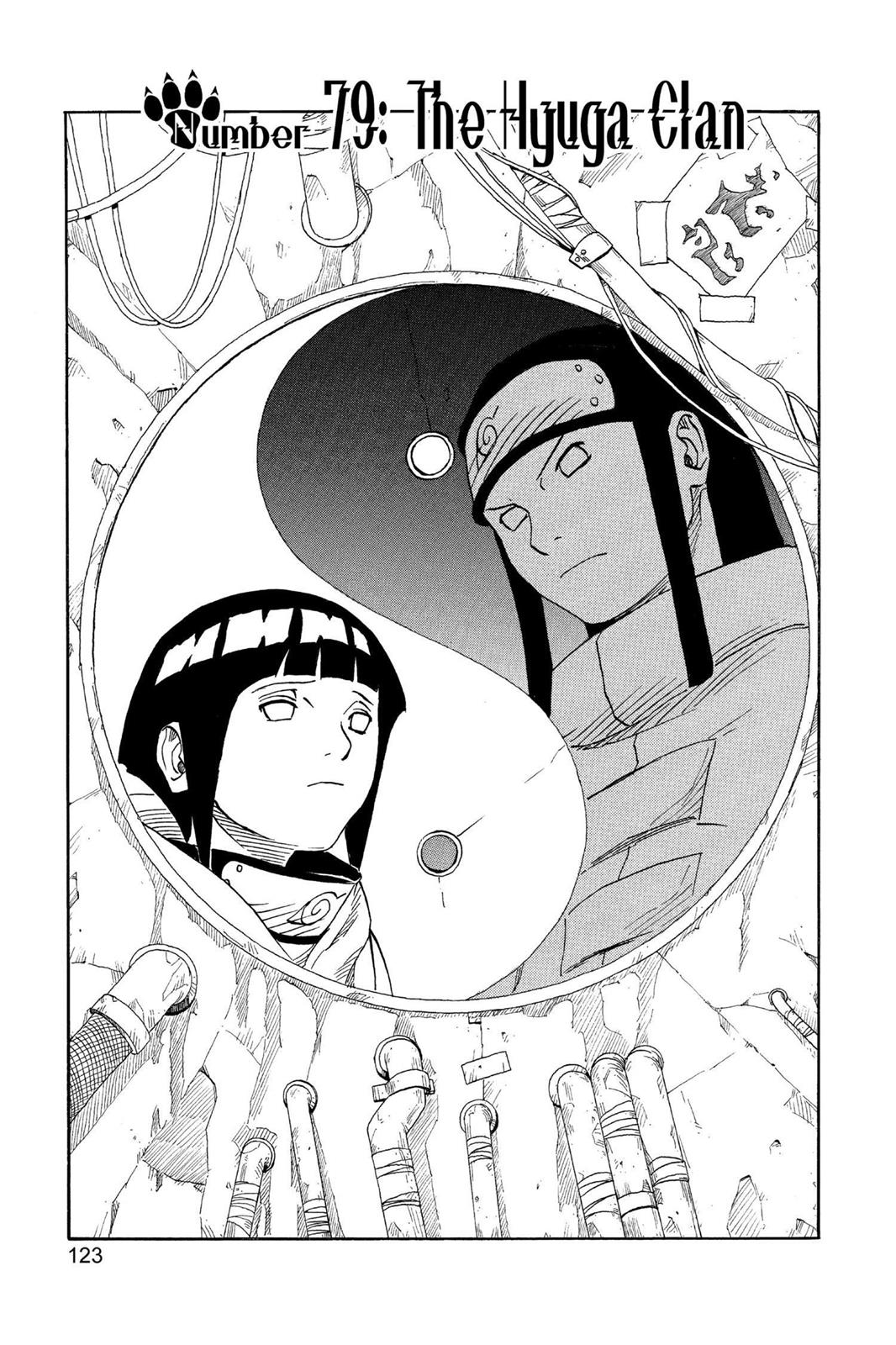 Naruto, Chapter 79 image 001