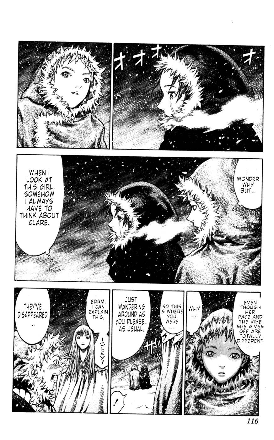 Claymore, Chapter 61 image 022