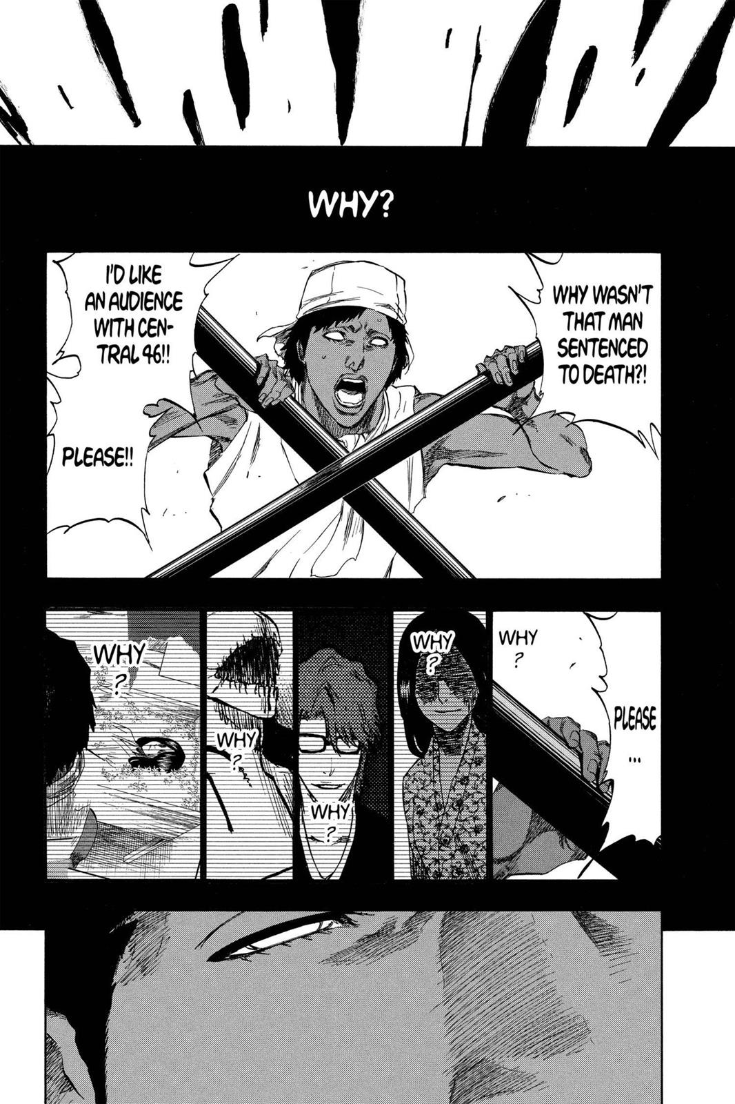 Bleach, Chapter 387 image 020