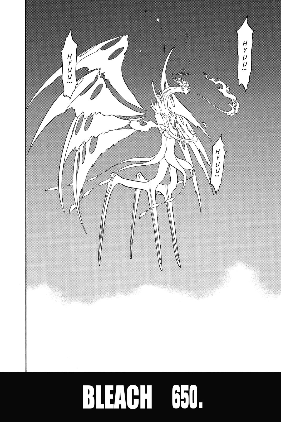 Bleach, Chapter 650 image 002