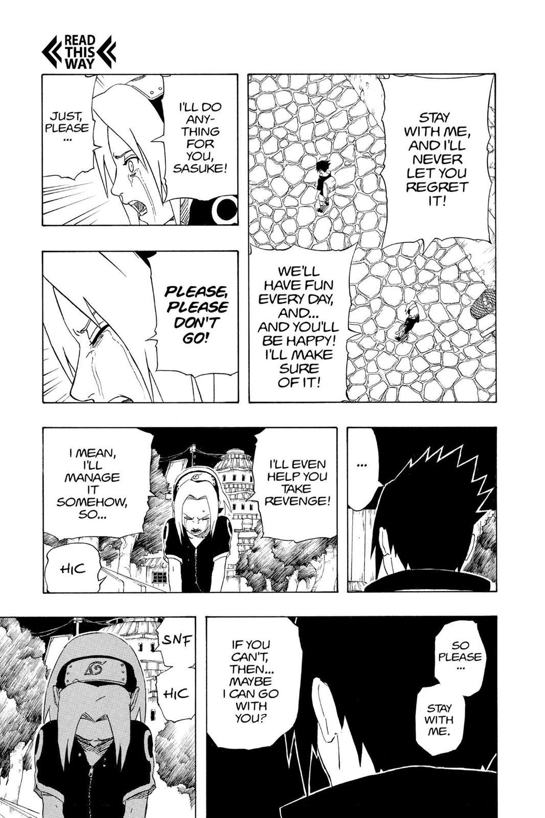 Naruto, Chapter 181 image 021