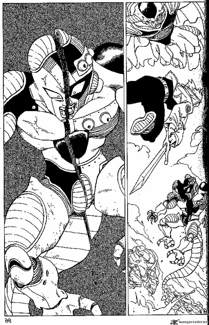 Dragon Ball, Chapter 332 image 001