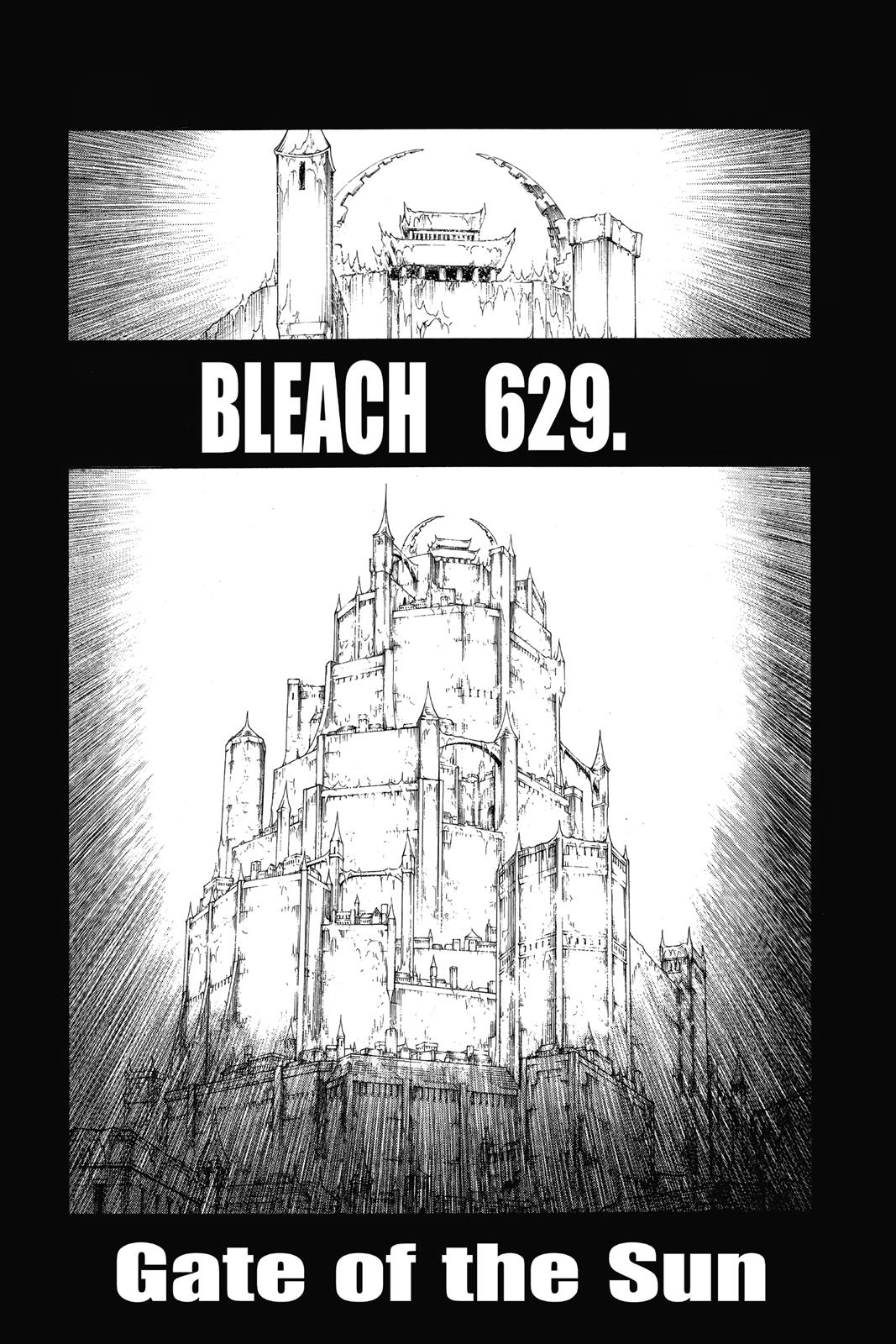 Bleach, Chapter 629 image 003