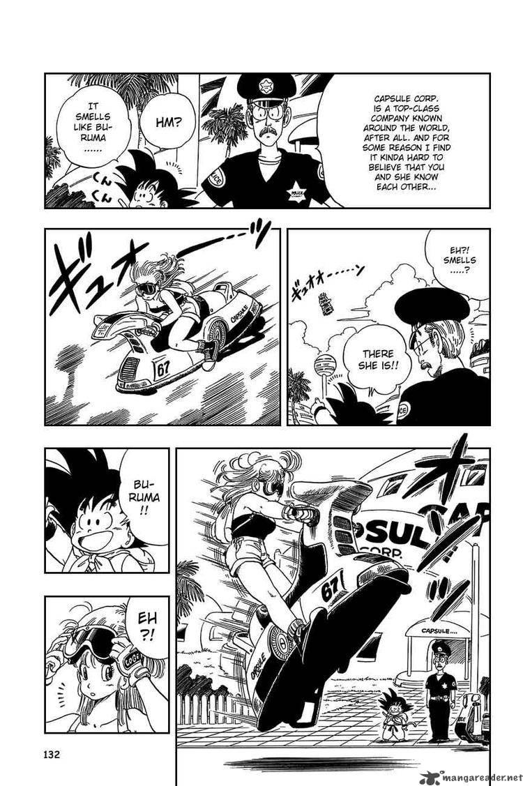 Dragon Ball, Chapter 69 image 002
