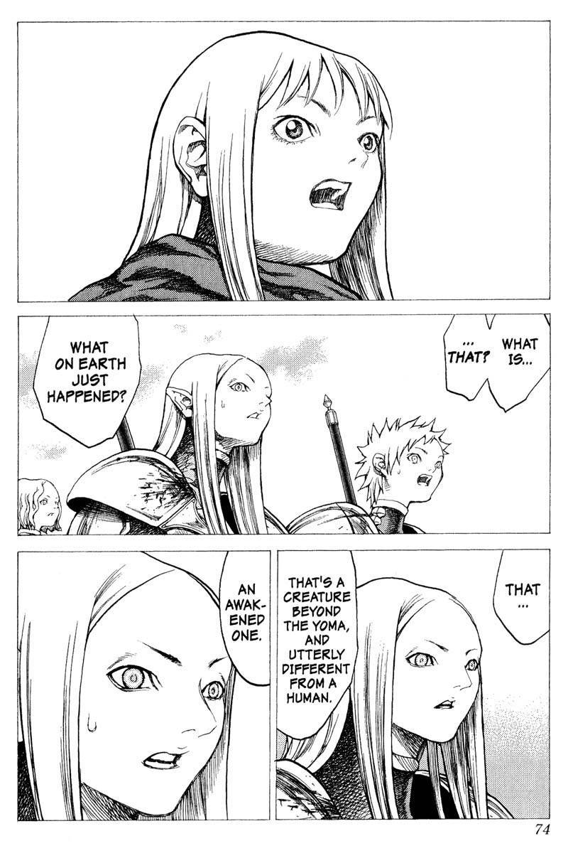 Claymore, Chapter 24 image 003